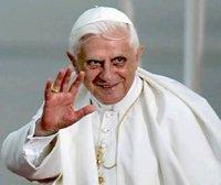 Папа Рымскі Бенядыкт XVI