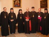 Візіт кардынала Бэртонэ ва Ўкраіну