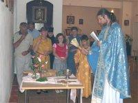 Сьвята Усьпеньня Найсьвяцейшай Багародзіцы ў парафіі сьв. Язэпа.