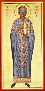 Ікона Блаславёнага Міхала