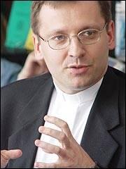 Хіратонія а. Святаслава Шаўчука адбудзецца 7 красавіка 2009 г.