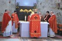 У Вільні адбыўся ўспамін Святога Язафата Кунцэвіча