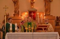 У Маладзечне рыма-католікі і грэка-католікі супольна ўзгадалі пакутніцкую смерць Архімандрыта Андрэя Цікоты
