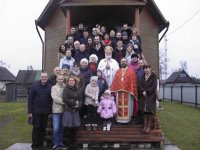 Свята святамучаніка Язафата ў Полацку - 2015