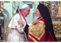 Папа Францішак і Патрыярх Барталамей І разам заклікалі абараніць стварэнне