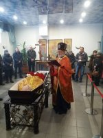 Пахаванне протапрэзбітара Віктара Данілава