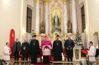 У Мінску прайшло экуменічнае набажэнства ў межах Тыдня малітваў за адзінства хрысціянаў