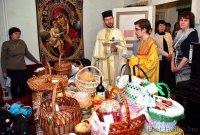 Як сустрэлі Вялікдзень грэка-католікі Віцебска. Рэпартаж з адной Літургіі