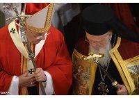 Папа Францішак прыняў прадстаўнікоў Канстантынопальскага Патрыярха