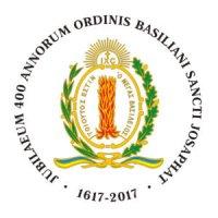400-годдзе Ордэна Базыльянаў