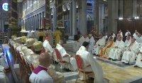 У юбілей 100-годдзя Кангрэгацыі Ўсходніх Цэркваў Папа заклікаў усходніх католікаў да цярплівай і адважнай малітвы