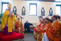 Слова Апостальскага Нунцыя архібіскупа Габрыеля (Пінтэра) на свяце берасцейскай парафіі