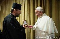 Папа Францішак напісаў прывітальны ліст украінскім грэка-католікам
