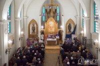 Святыня першай каталіцкай парафіі ў Мінску стала месцам вечнага спачыну Магдалены Радзівіл