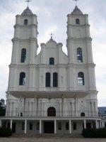 Беларускія грэка-католікі моляцца з Папам Францішкам у Балтыйскіх Краінах