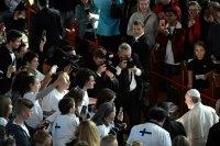 Візітам у Эстонію папа Францішак завяршыў Апостальскае падарожжа ў краіны Балтыі