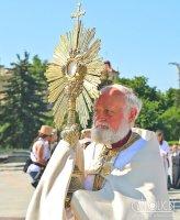 Урачыстасць Божага Цела – сведчанне еднасці католікаў двух абрадаў