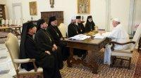 Cустрэча Папы з іерархамі УГКЦ – знак блізкасці