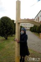 Благаслаўленне Крыжа пандэміі адбылося ў Баранавічах