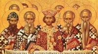 Літургія анлайн: Нядзеля св. айцоў І Усяленскага Сабору