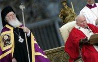 Патрыярх Барталамей узгадвае заслугі Яна Паўла ІІ для каталіцка-праваслаўнага дыялогу