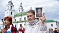 Папа Францішак заклікаў да спынення гвалту ў Беларусі