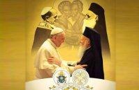Праваслаўны Патрыярх Барталамей сустрэнецца з Папам Францішкам