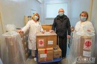 Супрацьстаяць распаўсюджванню пандэміі ў Беларусі медыкам дапамгае Дабрачыннае каталіцкае таварыства Caritas