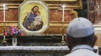 З св. Язэпам і з Папам Францішкам молімся за Беларусь