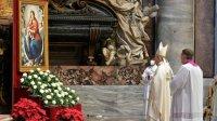 Папа Францішак: гэта будзе добры год, калі мы станем клапаціцца пра іншых