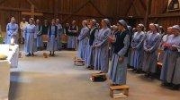 Хрысціянскае адзінства: малітва манахінь з Гран-Шам