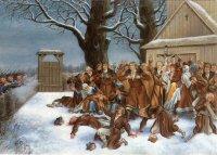 23 студзеня - успамін уніяцкіх мучанікаў з Пратуліна