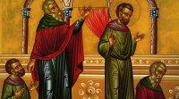 24 студзеня - Нядзеля мытніка і фарысея, з якой пачынаецца Велікодны літургічны цыкл