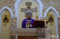 У Маскве католікі абодвух абрадаў разам моляцца па-беларуску
