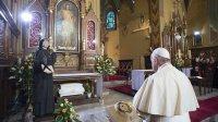 Папа Францішак: звернемся з даверам да міласэрнага Хрыста