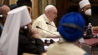 Папа Францішак: рэлігіі прагнуць спрыяць адукацыі на карысць братэрства